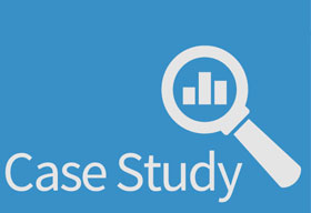 Case study on ability to distribute snap shots of analytic data to customers