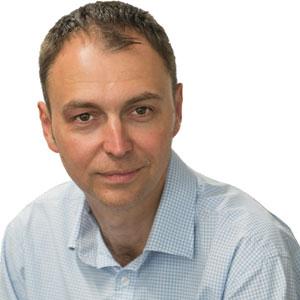 Stuart Berwick, CEO, Singletrack
