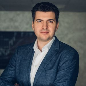 Hristo Dinchev, Co-Founder and CEO, AQX Technologies