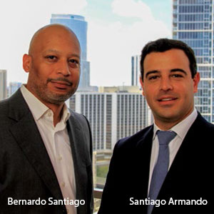 Bernardo Santiago, Co-Founder & CEO and Santiago Armando, Co-Founder & COO, S4 Market Data