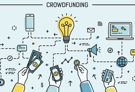 How the New Crowdfunding System Decentralizes Funding