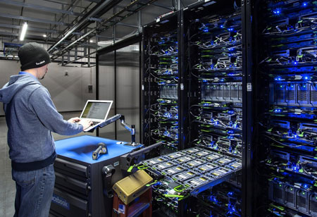Tech-based Data Centers Transforming the Business Data Portfolio