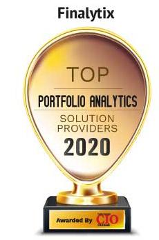 Top 10 Portfolio Analytics Solution Companies - 2020