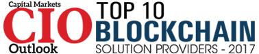 Top 10 Blockchain Solution Companies - 2017