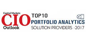 Top 10 Portfolio Analytics Solution Providers 2017