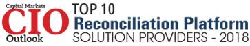 Top 10 Reconciliation Platform Solution Companies - 2018