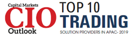 Top 10 Trading Solution Providers in APAC - 2019