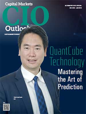 QuantCube Technology: Mastering the Art of Prediction