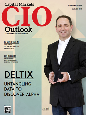 Deltix: Untangling Data To Discover Alpha