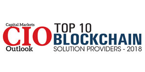 Top 10 Blockchain Solution Providers - 2018