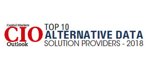 Top 10 Alternative Data Solution Providers - 2018