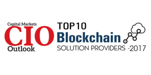 Top 10 Blockchain Solution Providers - 2017